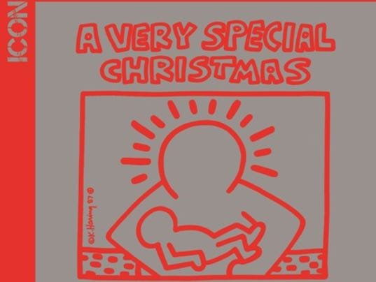 """A Very Special Christmas: ICON"" album cover"