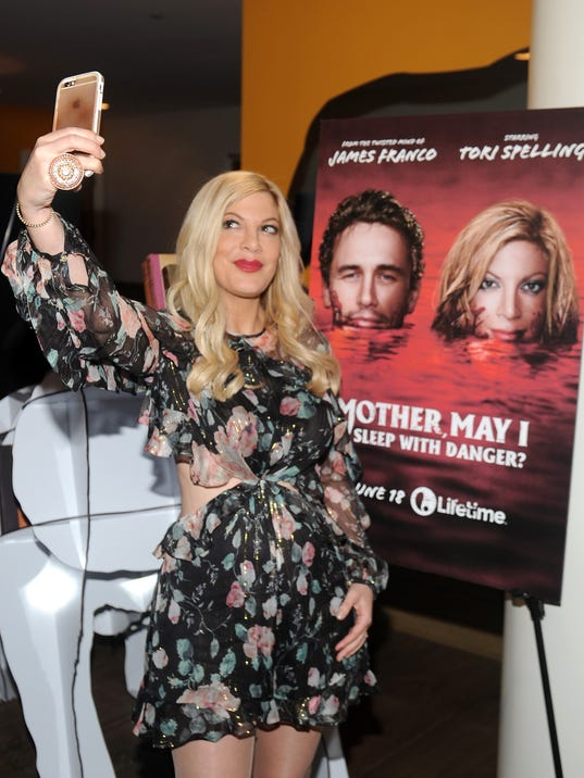 "Lifetime, Sony Pictures Television And Vulture Host Screening Of James Franco's Revamped Version Of ""Mother May I Sleep With Danger?"""