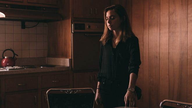 Singer-songwriter Julien Baker.