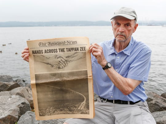 Art Gunther, 74, former editorial page editor and Blauvelt