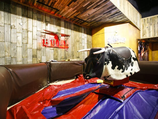 If riding a mechanical bull is on your bucket list,