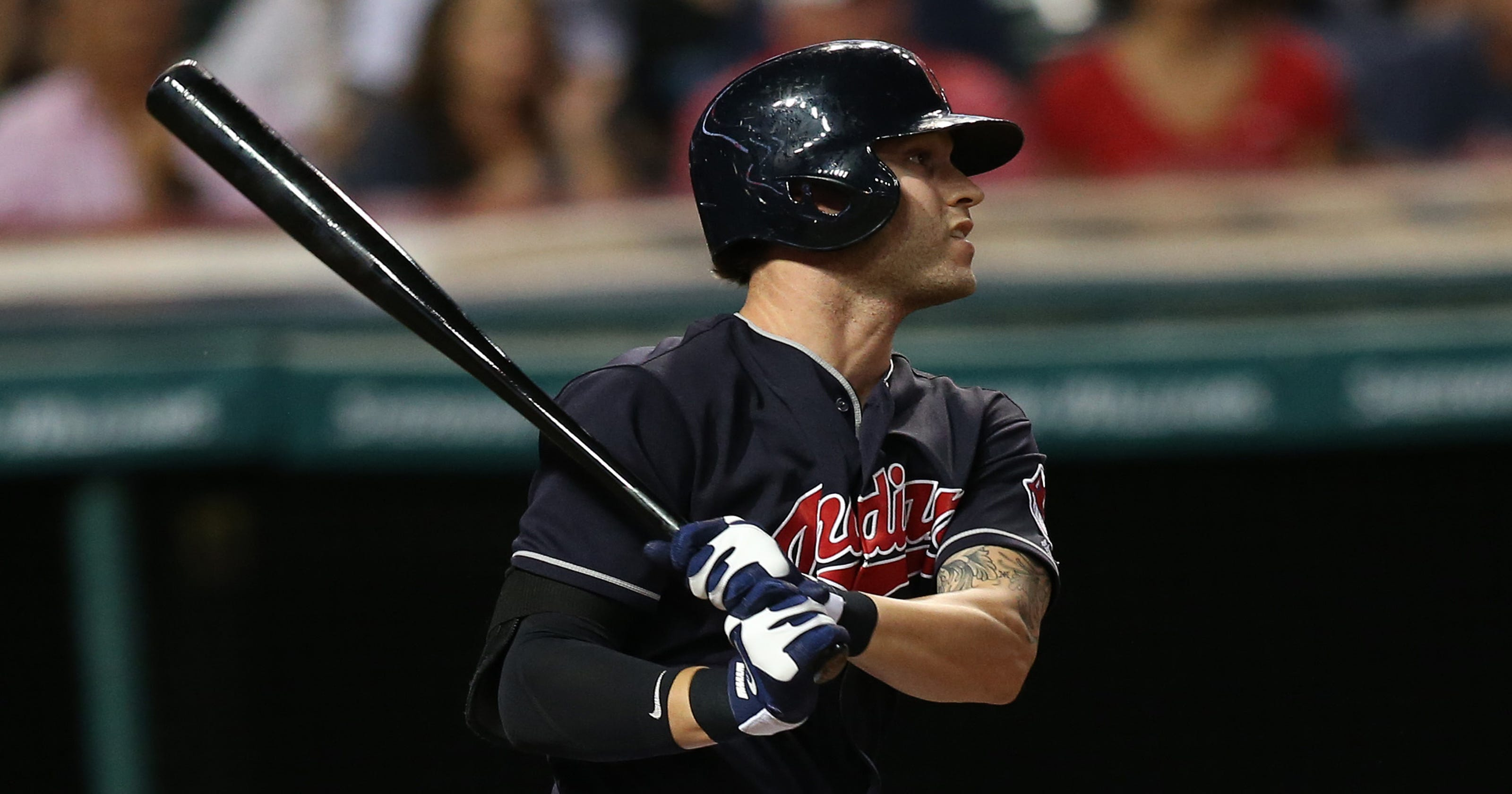 b45c0264295 Naquin s game-ending sacrifice fly completes Indians comeback over White Sox