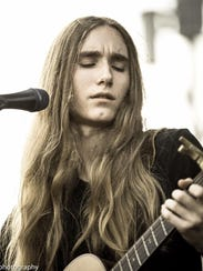 """The Voice"" winner Sawyer Fredericks plays Friday at"