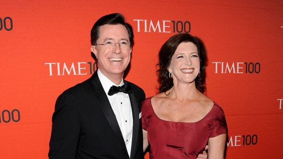 Colbert should get a 'How We Met' TV show because this