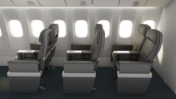 American Unveils New International Premium Economy Cabin