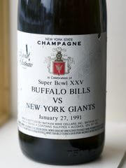 "This ""New York Champagne"" that commemorated Super Bowl"