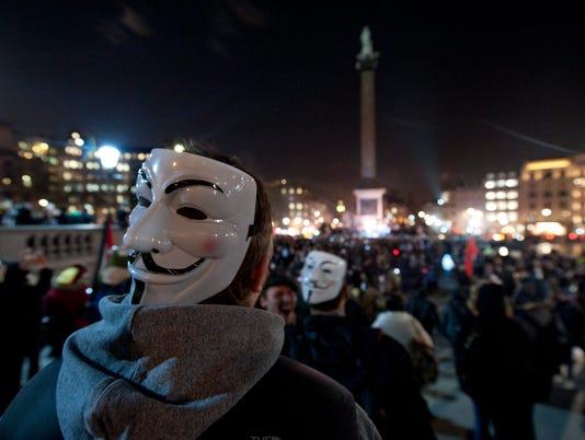 EPA BRITAIN PROTEST POL CITIZENS INITIATIVE & RECALL GBR