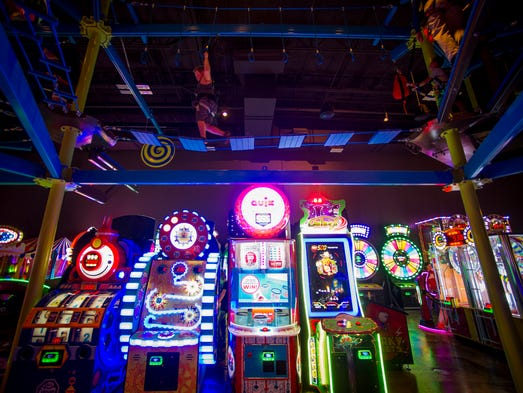 Main Event Brings Bowling Laser Tag Video Games And More