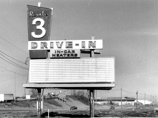S-3 Drive-In