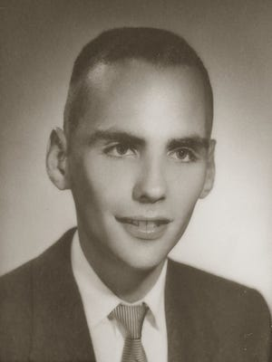 Bruce Altman, in photo taken in the mid-1960s, a few years before he became Simi Valley's first city manager.