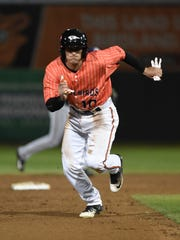 Ring is just one of four returning Shorebirds players