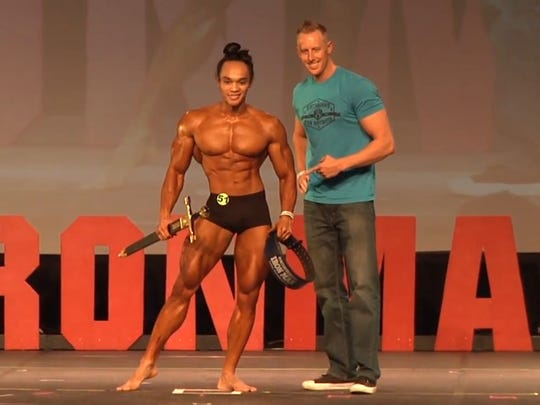 Russky Peru competed in the 2017 NPC Washington IronMan Natural Bodybuilding Championships in Seattle, WA. He returned home with plenty hardware.