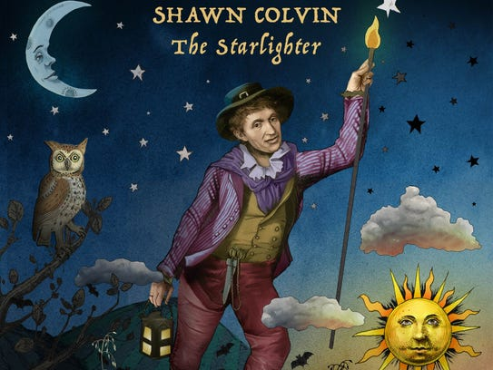 """""""The Starlighter"""" by Shawn Colvin"""