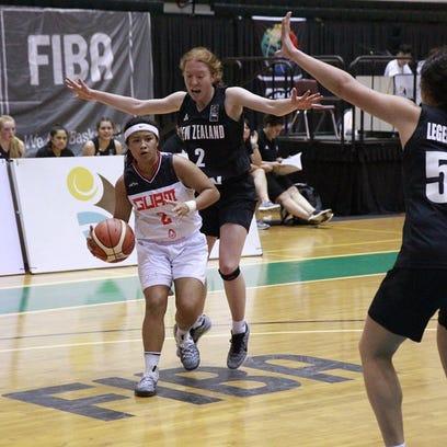 Wanted: Guam's best U15 basketballers