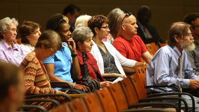 Supporters of a charter amendment creating new ethics provisions at the city attended a City Commission meeting Wednesday in which commissioners agreed to place the matter on fall ballots.