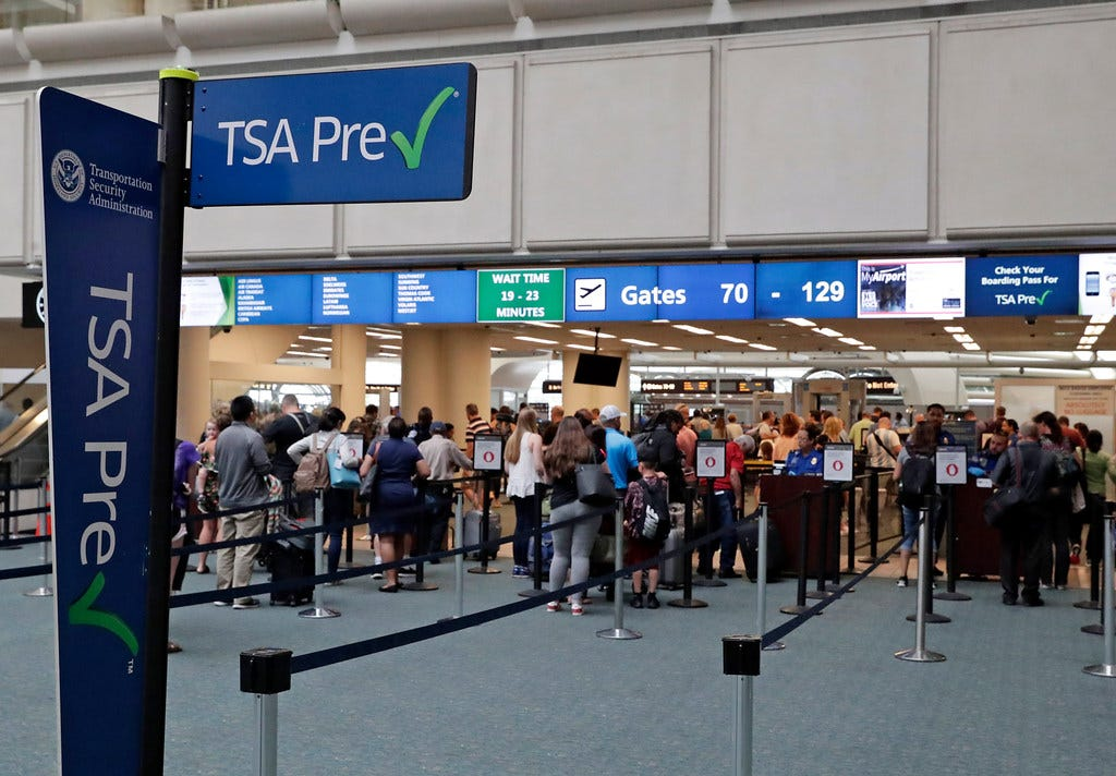 The best credit cards for Global Entry and TSA PreCheck