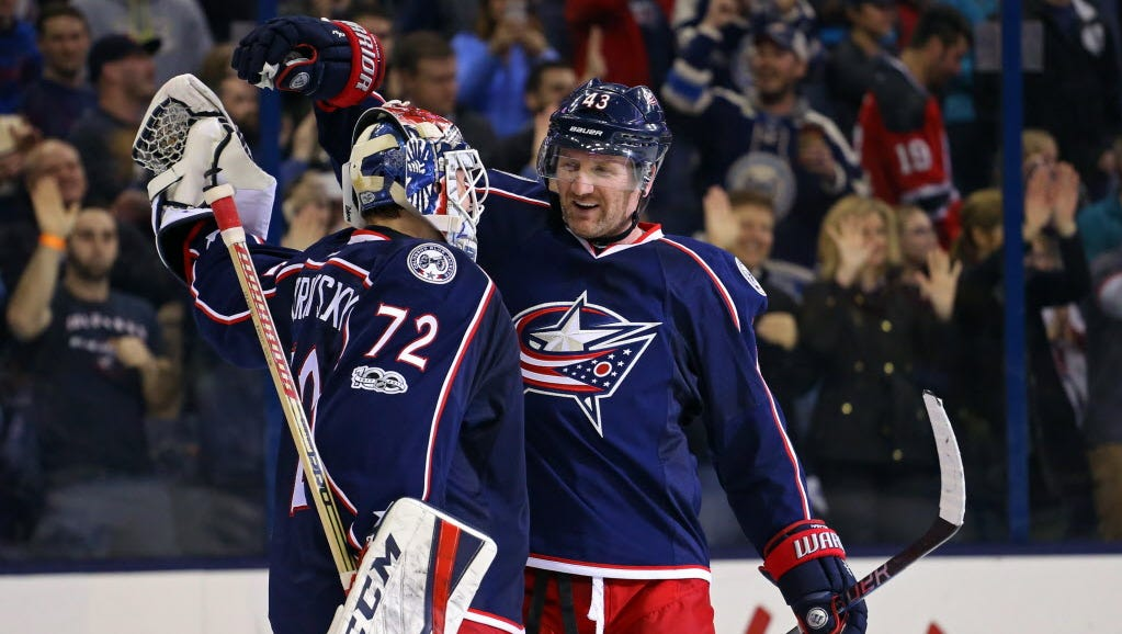 Columbus Blue Jackets News Photos Stats Rankings - USA TODAY