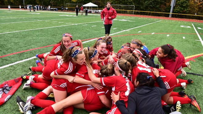 Defending champion Lakeland received the No. 1 seed Wednesday night for the Passaic County Girls Soccer Tournament.