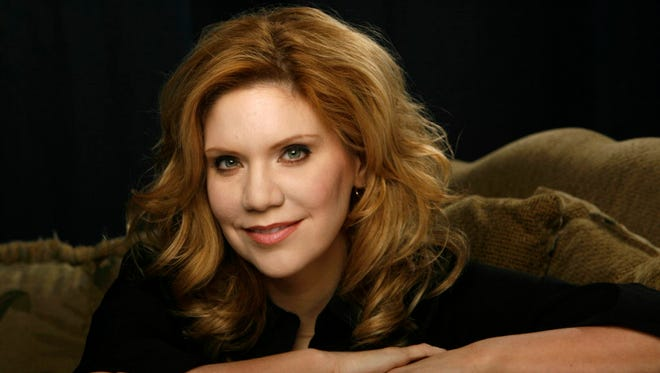 Alison Krauss will perform at 7:30 p.m. Sept. 30 at the Tennessee Theatre.