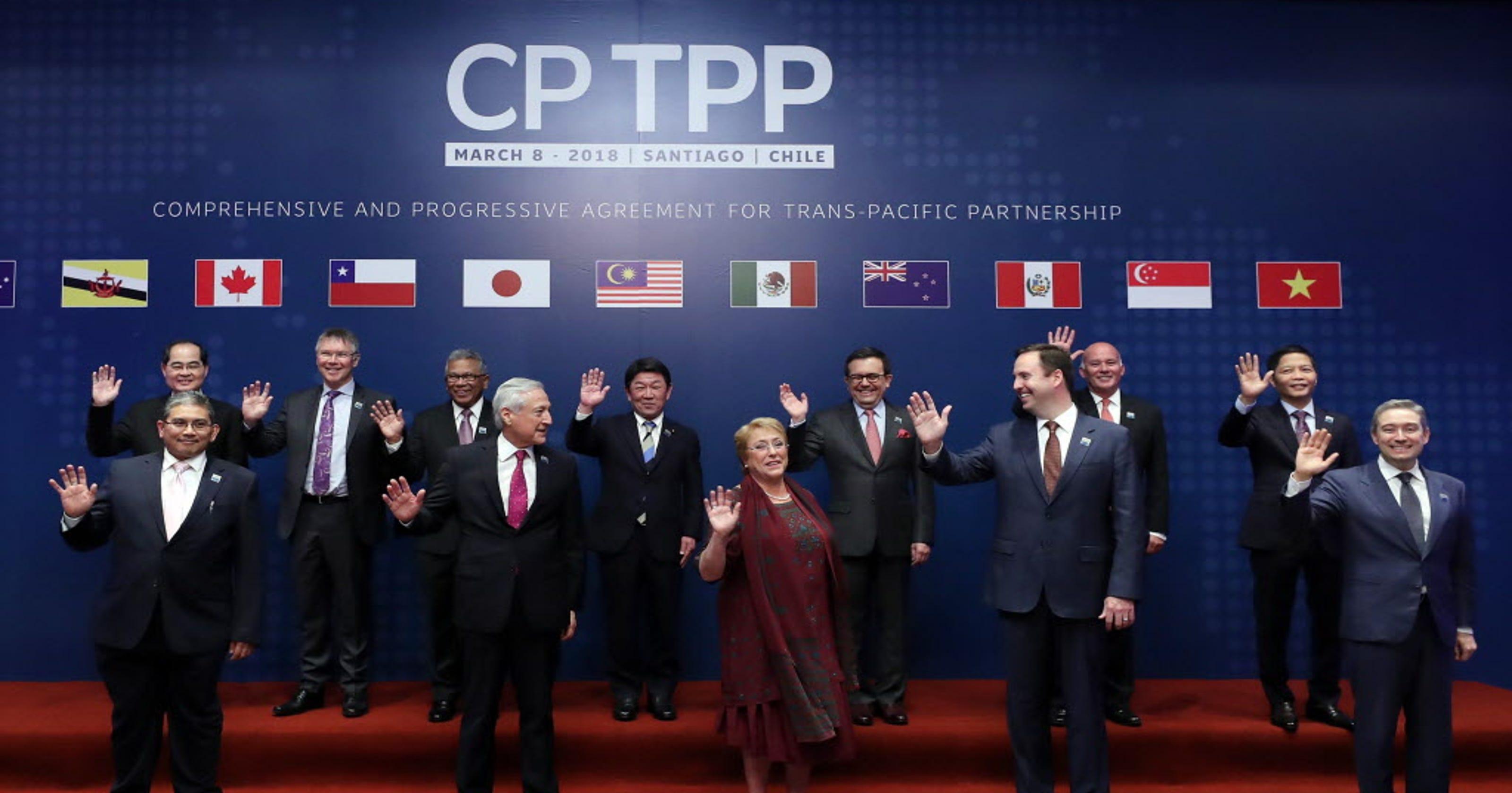 President Donald Trump Revive The Tpp To Pressure China And Maga