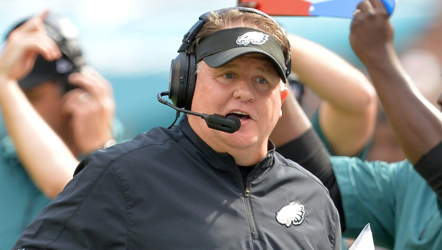 Eagles Chip Kelly On Timeout Management Vs Chargers My