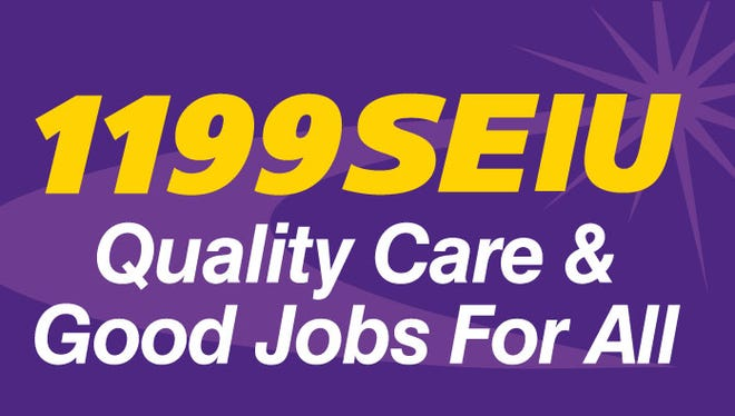 1199SEIU Healthcare Workers Northeast is the union representing non-professional workers at three New Jersey nursing homes