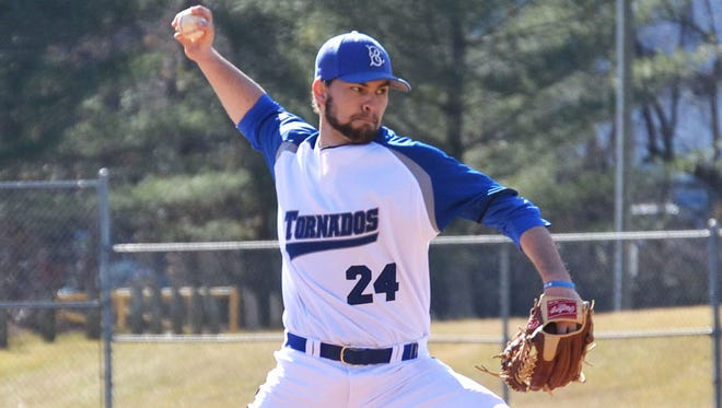 North Henderson graduate Hunter Donaldson is a junior at Brevard College.