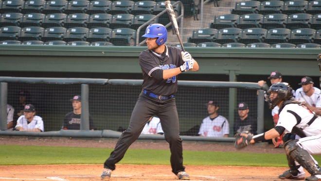 North Henderson graduate Hunter Donaldson is a senior for the Brevard College baseball team.