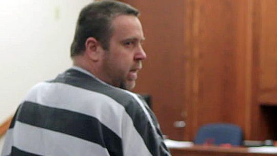 David Dooley, convicted of the 2012 murder of Michelle