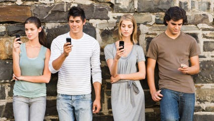 Car dealers must come to terms with the growing number of young consumers who will research and choose their vehicles through their smartphones.