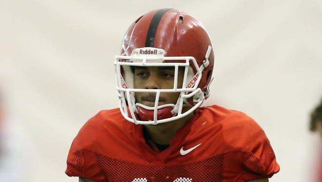 Rutgers cornerbacks Isaiah Wharton (11) and Blessuan Austin (10) made a combined 22 starts as freshmen.