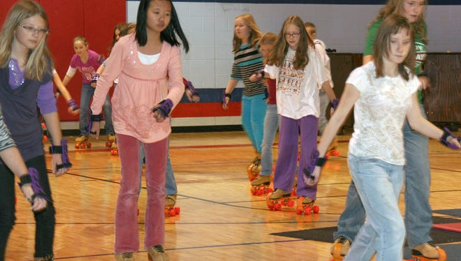 The whole family can enjoy Friday Skate Night at the Fairview Recreation Complex on May 26.