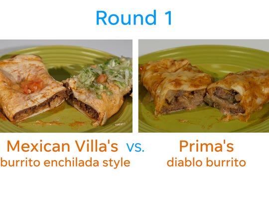 Mexican Villa vs. Prima's