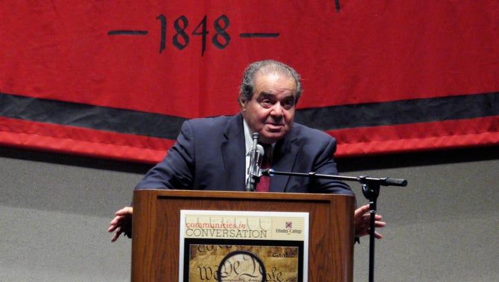 Supreme Court Justice Antonin Scalia's death will tilt