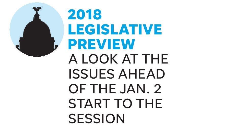 Pre Legislative Session Logo