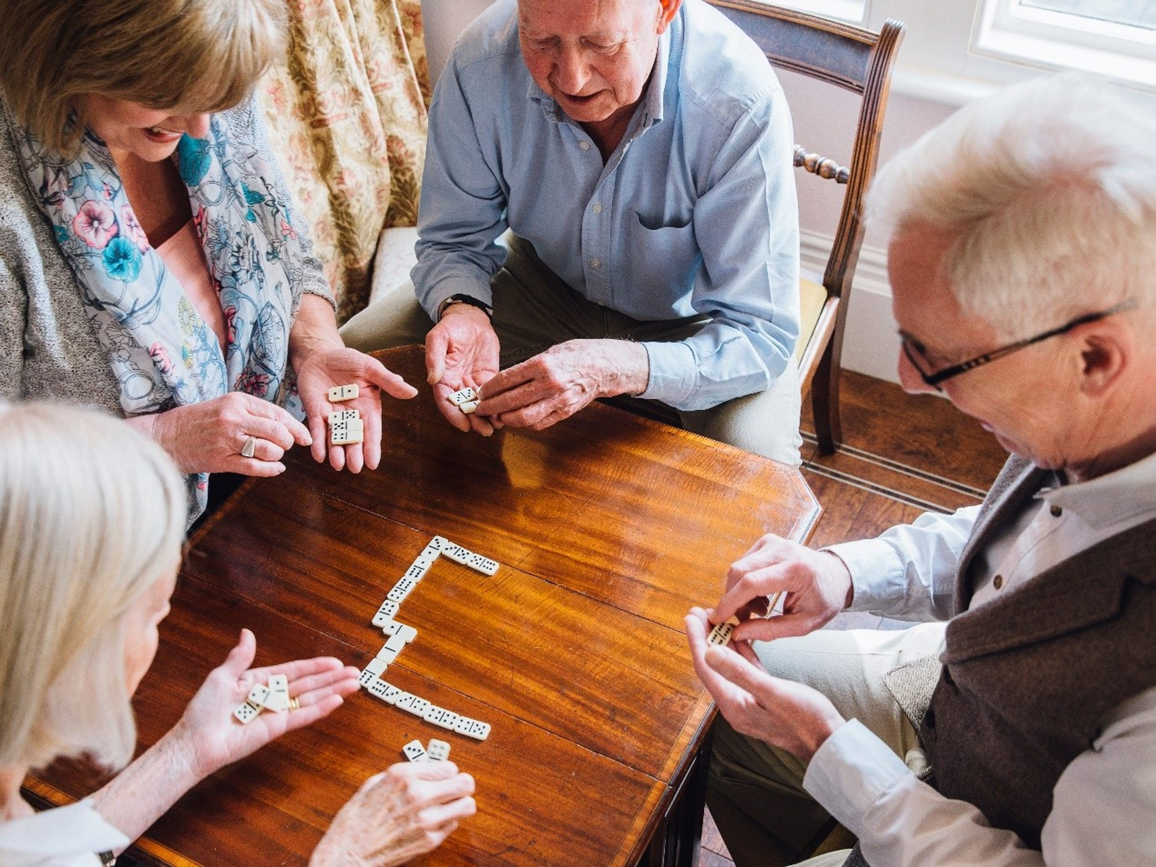 Doctors and caregivers can collaborate on ways to get