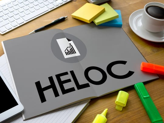 With HELOCs, interest is only paid on the amount used,