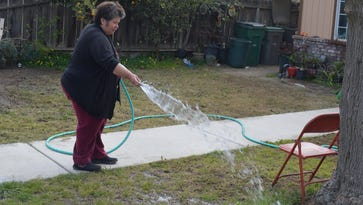 East Porterville gets water, some regret it