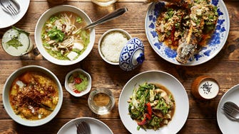 Thai food gets the sharing plate makeover at Som Saa.