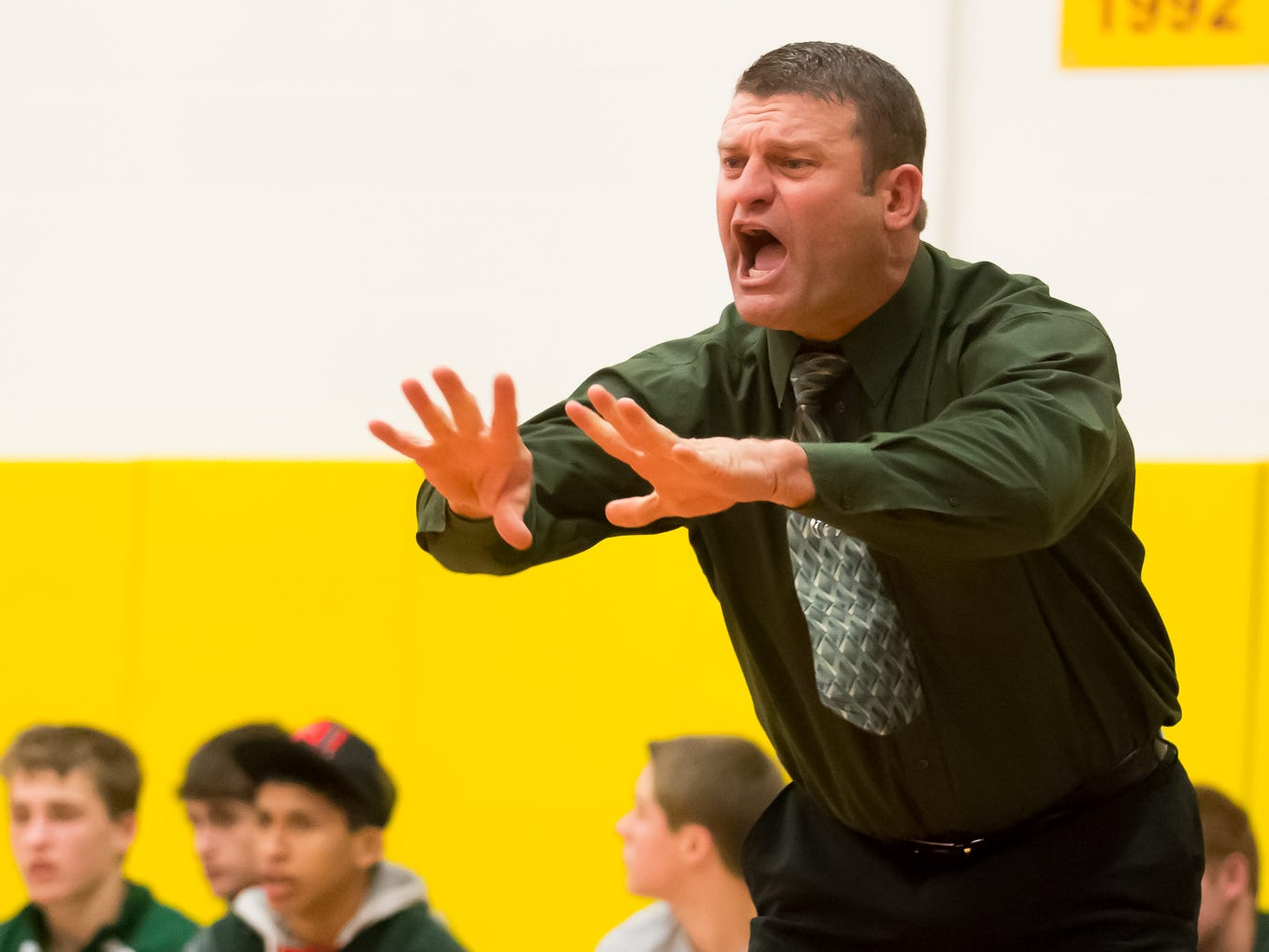 Brian Killion has resigned as the wrestling coach at Fossil Ridge High School.