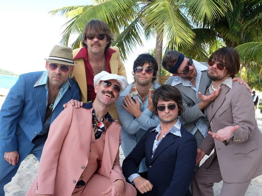 Yacht Rock Revue will perform on Dec. 4 at the Vogue.