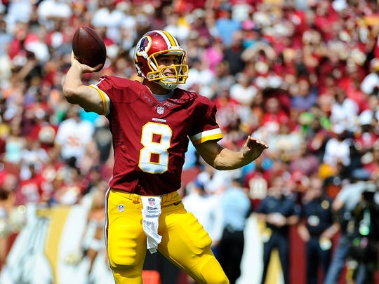 Kirk Cousins was 22 for 33 for 250 yards and two TDs in relief of Robert Griffin III on Sunday against the Jaguars