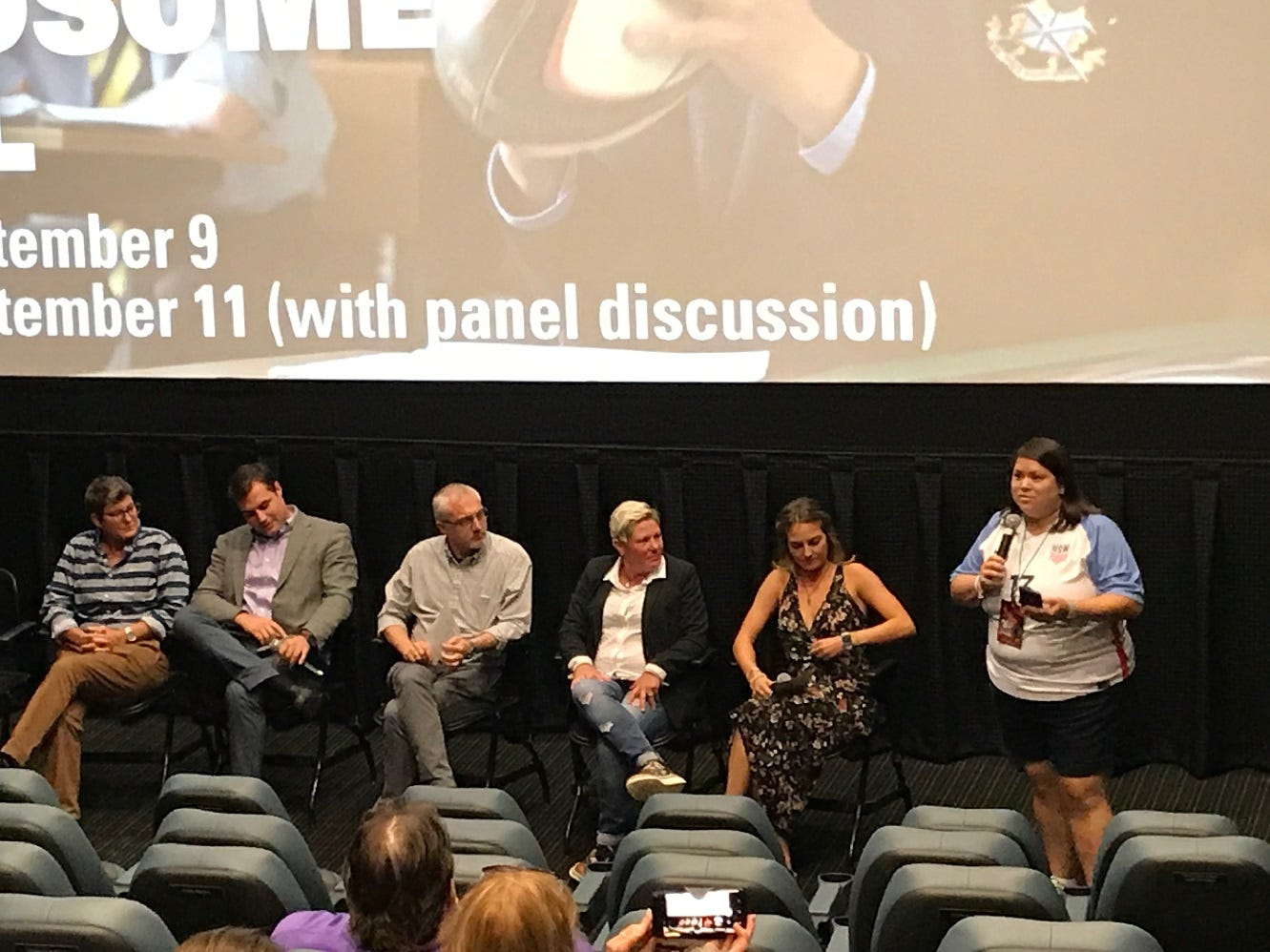 Sexual orientation panel discussion