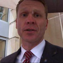 Assistant U.S. Attorney Mike Hurst