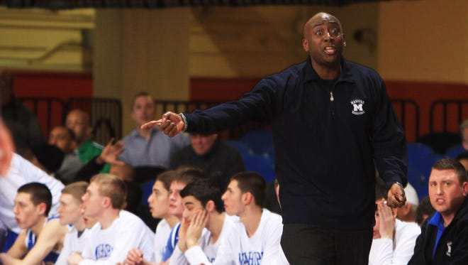 Kevin Downes' final game as Mahopac coach was a controversy-filled loss to Mount Vernon in a Class AA boys basketball semifinal Feb. 27 at the Westchester County Center.