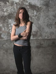 Ani DiFranco performs at Clearwater's Great Hudson