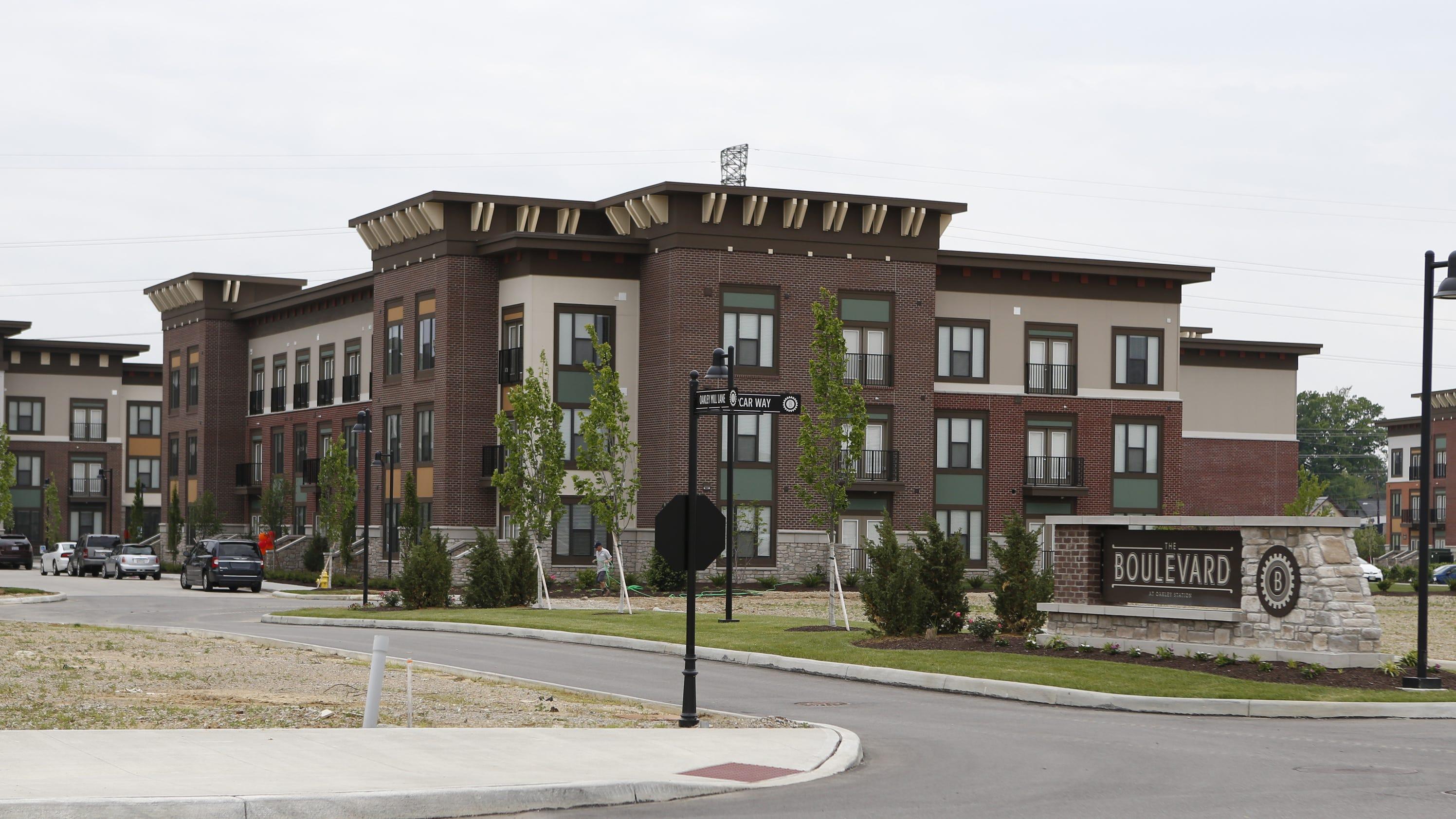Oakley Cincinnati Apartments