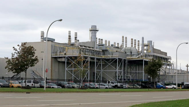 Ford Motor Company's Michigan Assembly Plant in Wayne in October 2013.