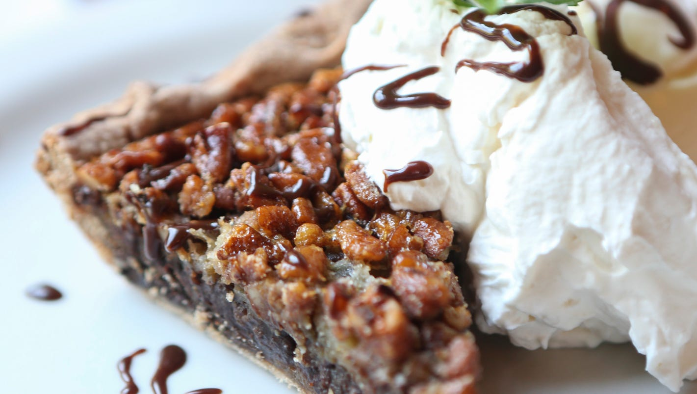 Food Network Chocolate Pie