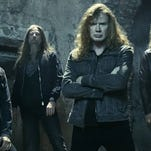Metal superstars Megadeth are playing tonight at Badlands Pawn.